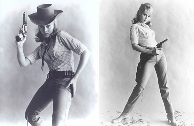 Western Famous cowgirls advise to wear for winter in 2019