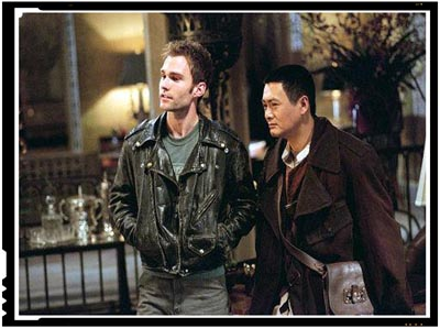 Bulletproof Monk 2003