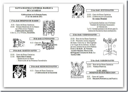 Semana Santa Catedral2011