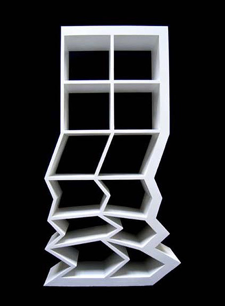 25 Creative And Modern Bookshelves
