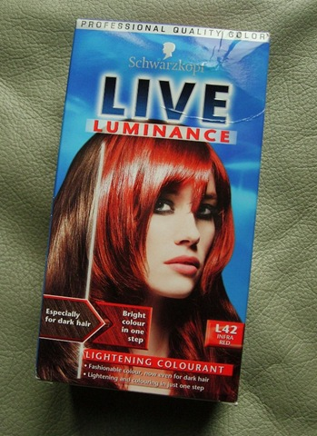 Light Brown Hair With Red Tint. get the red tint my hair