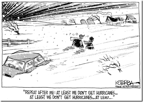 No Hurricanes