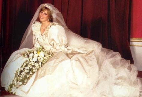 Princesa Diana - 1981