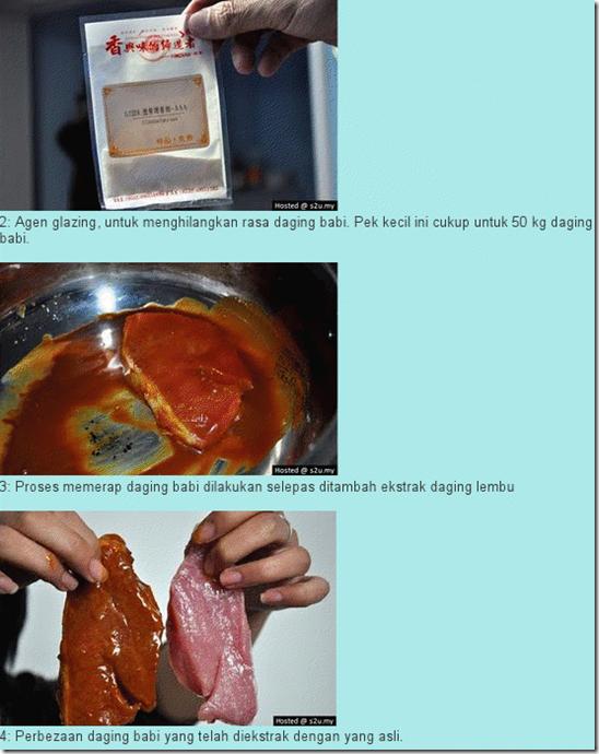 Daging lembu palsu 2