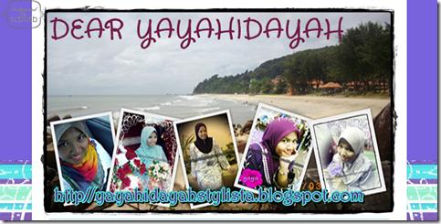 blog yayahidayah