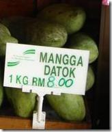 Mangga Datok harga