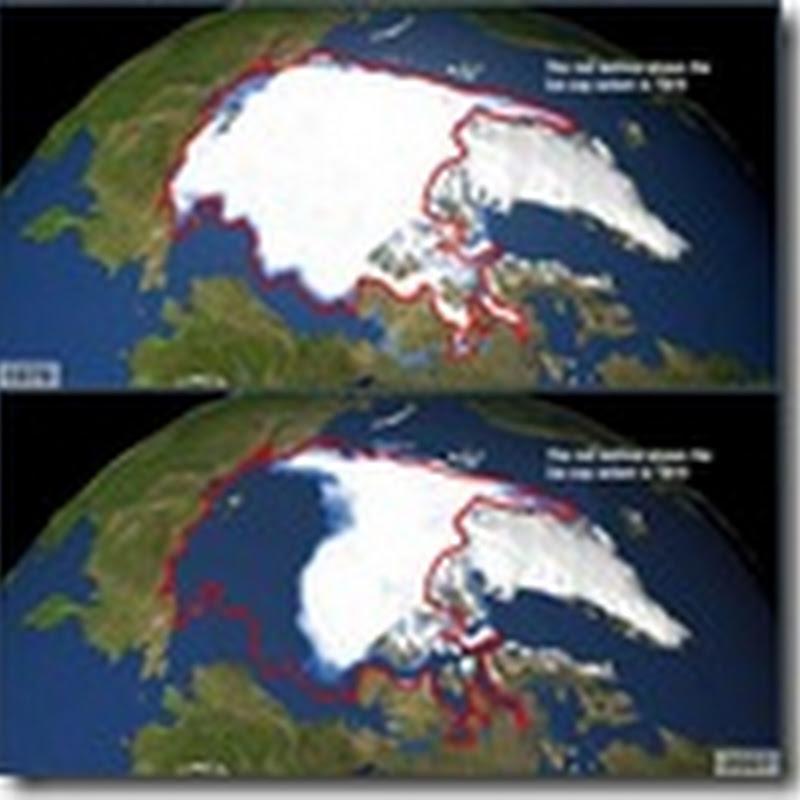 El Ártico y el Eyjafjallajokull - Volcán para medio siglo