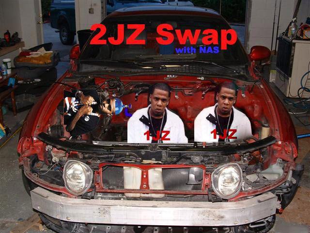 Honda Accord Vs Civic >> Motor swaps on an NSX