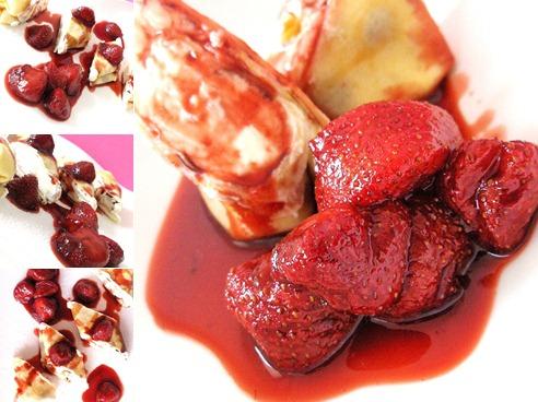 Φράουλες με μπαλσάμικο anzeigen