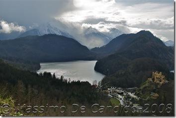 Alpsee dal Castello