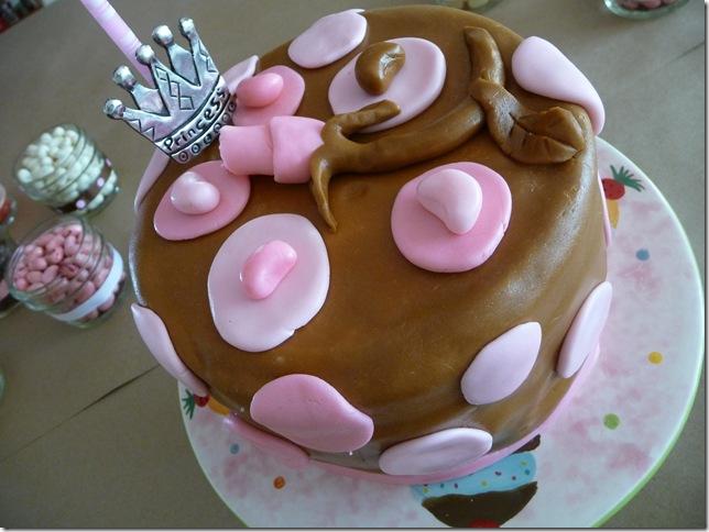 Jilly-Bean's birthday cake