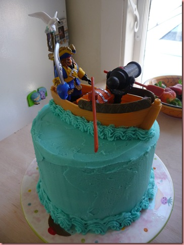 Reese's birthday cake