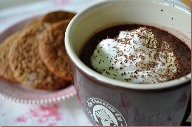 hot chocolate mix