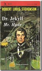 Portada Doctor Jekyll y Mister Hyde