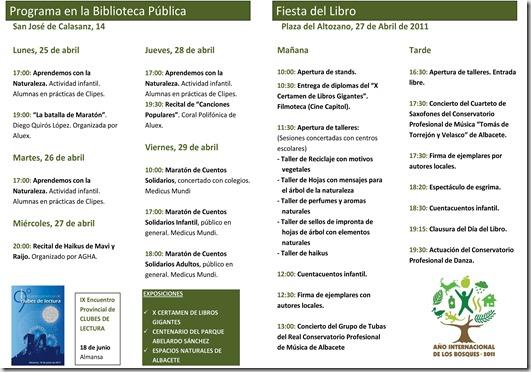 Microsoft Word - Copia de actividades Dia del Libro 2011