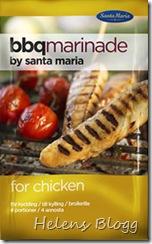 Santa Maria bbq marinade chicken