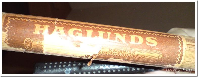 Haglunds Mekanisk Rullgardinskäpp