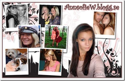 Header för annsofiew.blogg.se