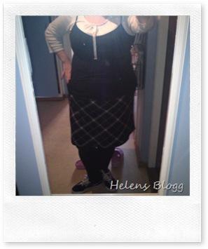 Jag i nya kjolen