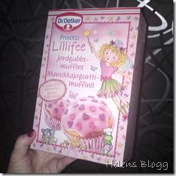 Jordgubbs cupcakes