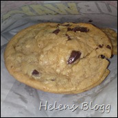 Subway Cookie