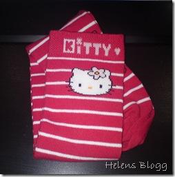Hello Kitty knästrumpor