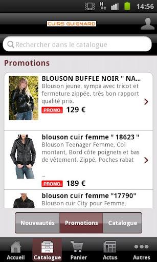 【免費購物App】Cuirs Guignard-APP點子