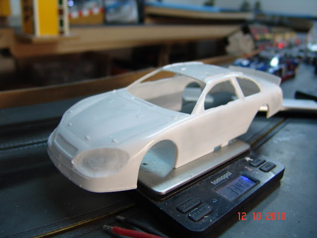 NASCAR Dodge Charger A work in progress DSC07364