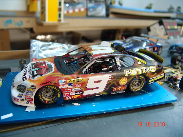 NASCAR Dodge Charger A work in progress DSC07495