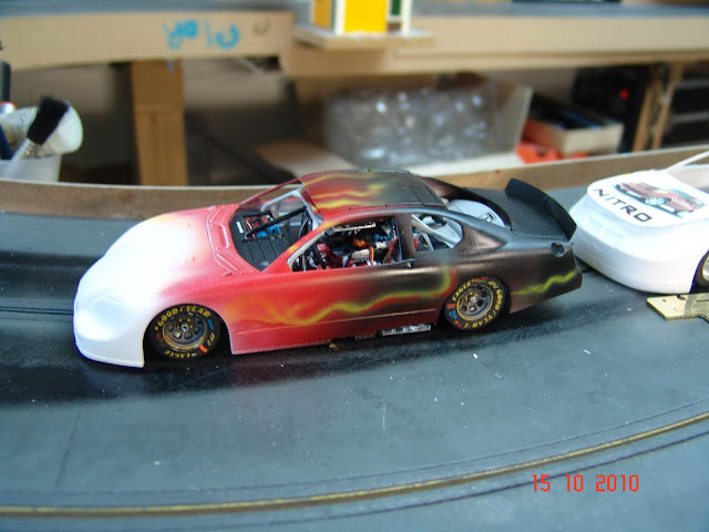 NASCAR Dodge Charger A work in progress DSC07420