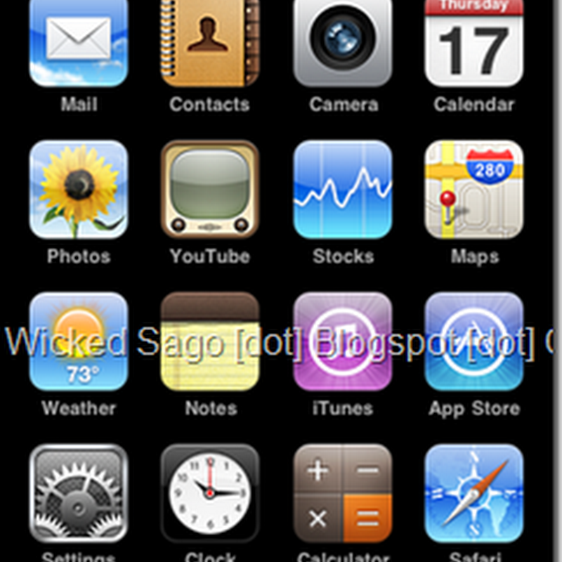 iPhone APN/Internet Setting – Globe Telecom Tattoo