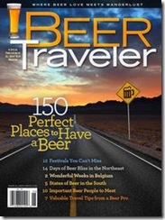 All About Beer Beer Traveler Cover