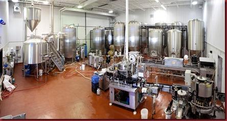 DieuDuCiel Brewery inside