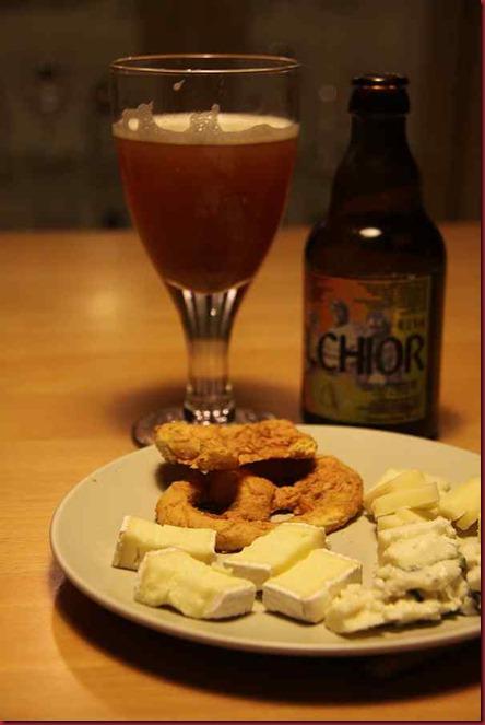Xmas Beer 2010 Alvinne Melchior beer & cheese2 800