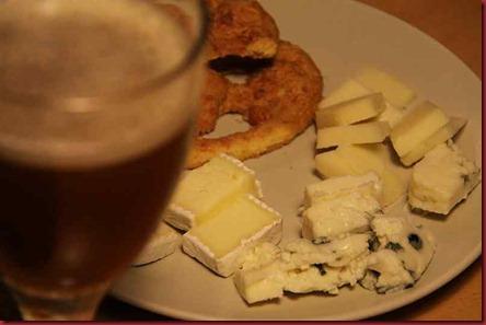 Xmas Beer 2010 Alvinne Melchior beer & cheese 800
