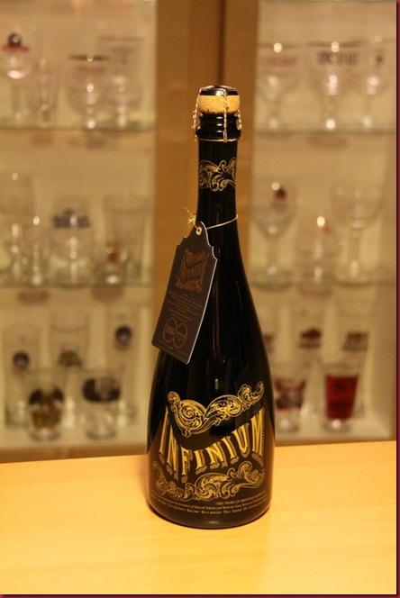 infinium bottle