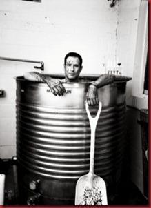 sam in a barrel