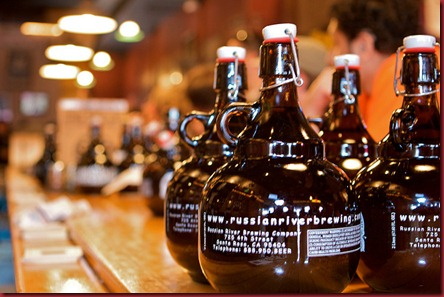 russian river growlers