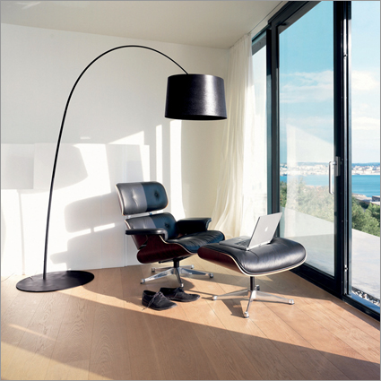 Twiggy Floor Lamp - Modern Lamp by Foscarini