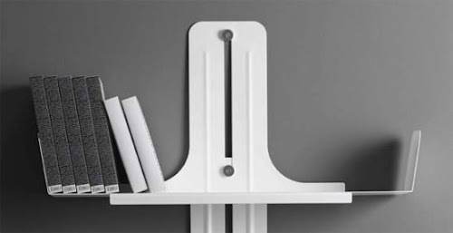Contemporary Wall Shelves by Domodinamica