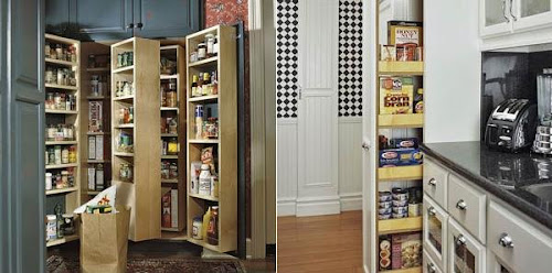 Pantry Organizing Tips For Compact Space