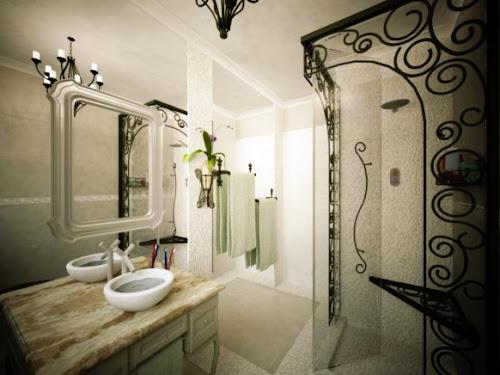 11 Wildly Artistic Bathrooms