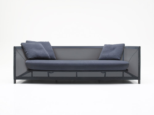 Haven Sofa, an Ethereal Seating Design