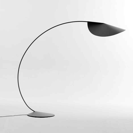 Cool Floor Lamp Design by De Padova