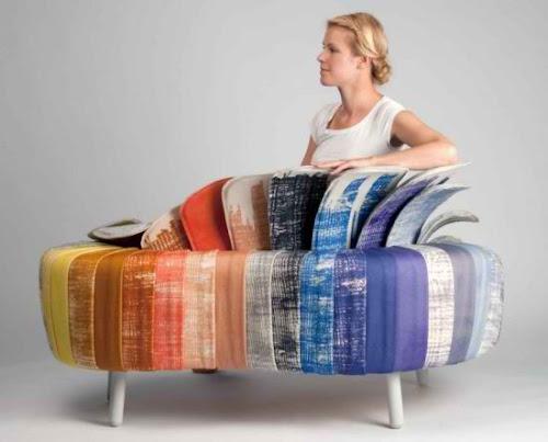 Unique Sofa Design for Different Tastes