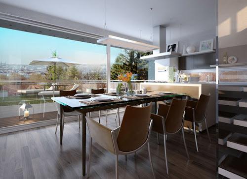 Luxury Three-Storey House with Breathtaking Views