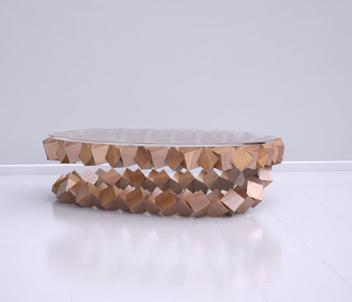 Corocotta Table by Jason Phillips Design