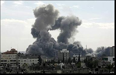 bombarderos israelies F-16