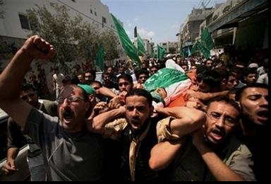 muertos y la indignacion arabe