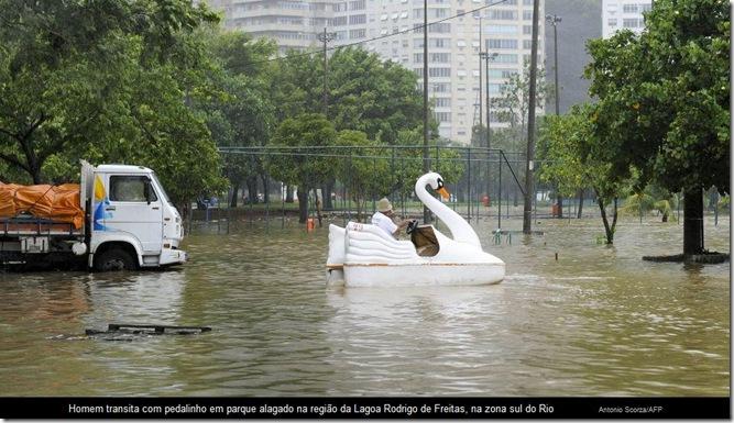 Só no Rio mesmo...